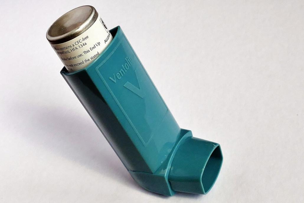 inhalator na astmę
