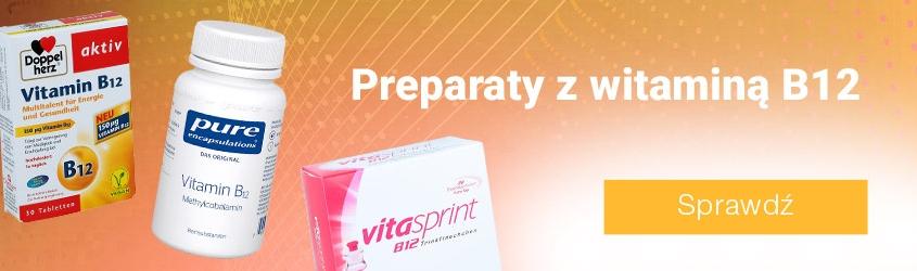 preparaty z witaminą B12