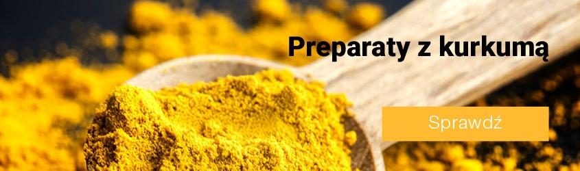 preparaty z kurkumą