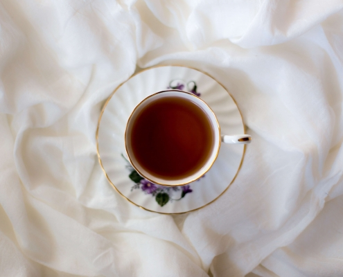 czarna herbata