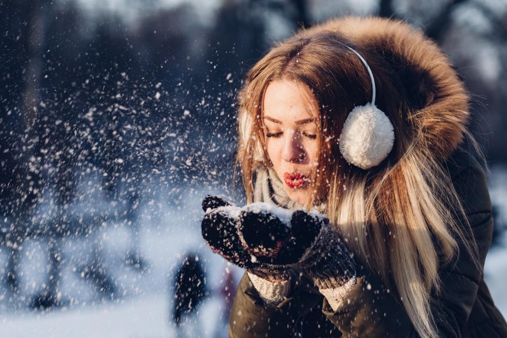 cera wrażliwa w zimie jak o nią dbać