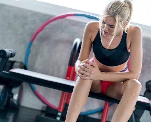 ból stawów po treningu