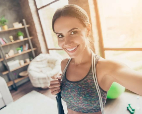 ćwiczenia poprawiające kondycję fizyczną