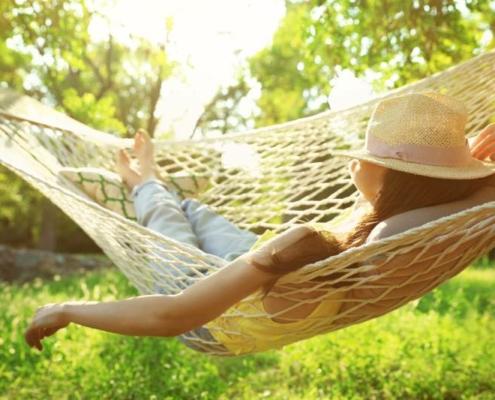 sposoby na odpoczynek