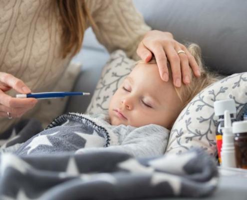 podawanie leków dzieciom