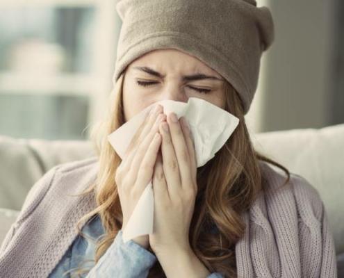 przeziębienie koronawirus
