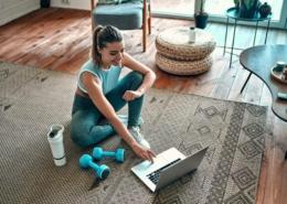 trening w domu bez sprzętu