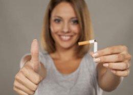 reakcja organizmu na rzucenie palenia