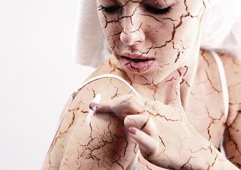 odbudowa warstwy lipidowej skóry