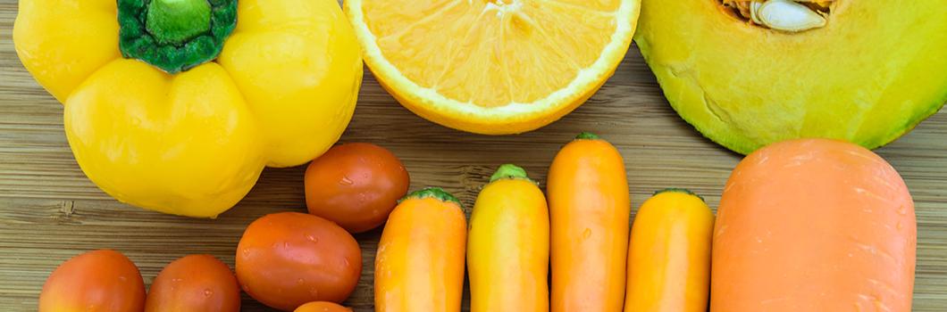karotenoidy w żywności
