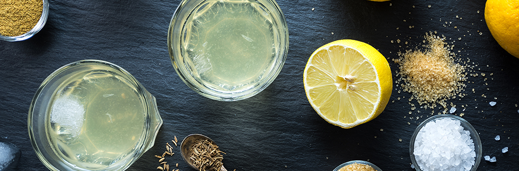 jak zrobić napój izotoniczny