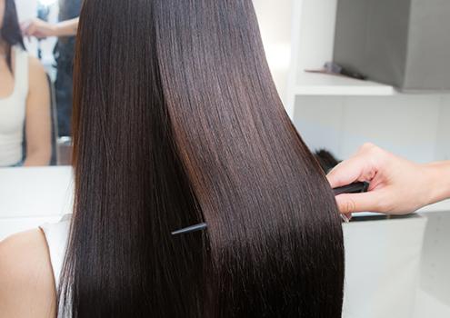 keratyna na włosy