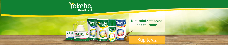 Yokebe - Naturalnie smaczne odchudzanie