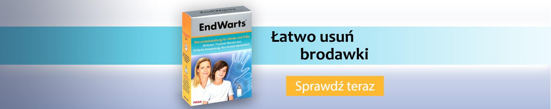 End Warts - łatwo usuń brodawki.