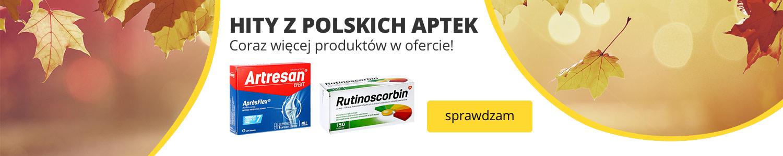 Hity z polskich aptek