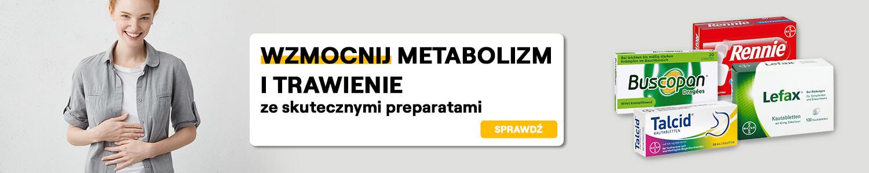 Wzmocnij metabolizm