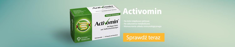 Activomin - na bóle żołądkowo-jelitowe