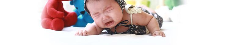 Kolki u noworodka