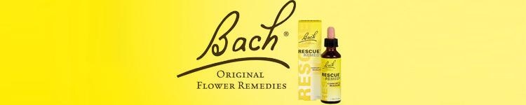 Ekstrakty kwiatowe Bacha