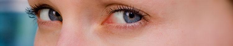 Oczy podrażnione
