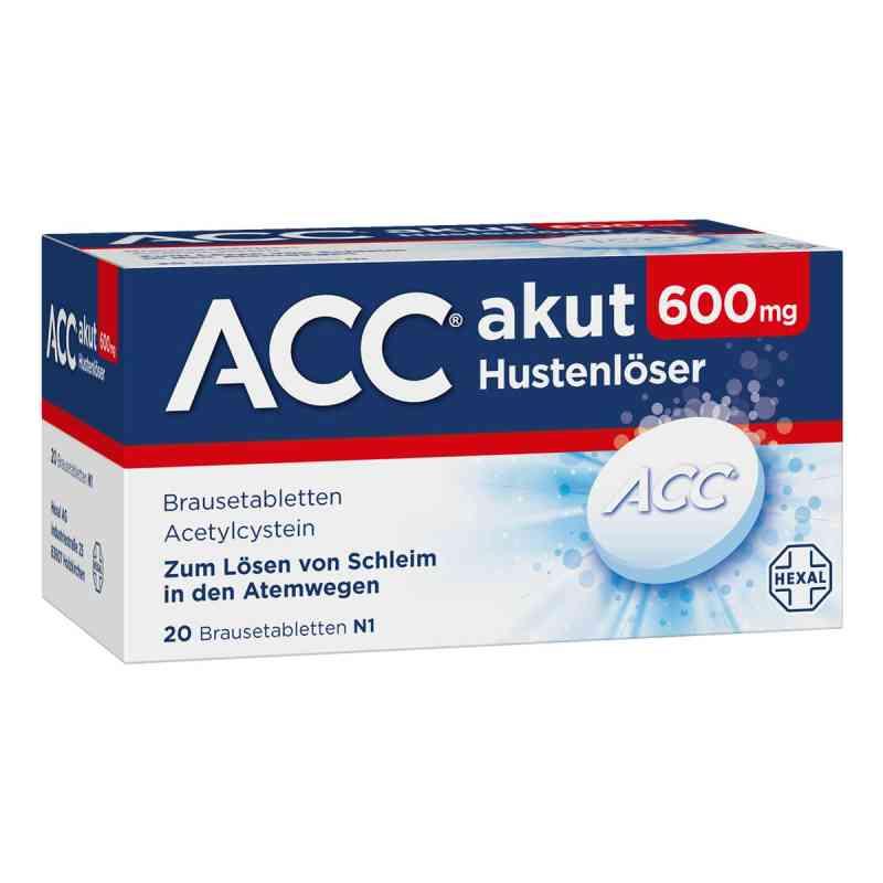 Acc akut 600 Brausetabl.  zamów na apo-discounter.pl