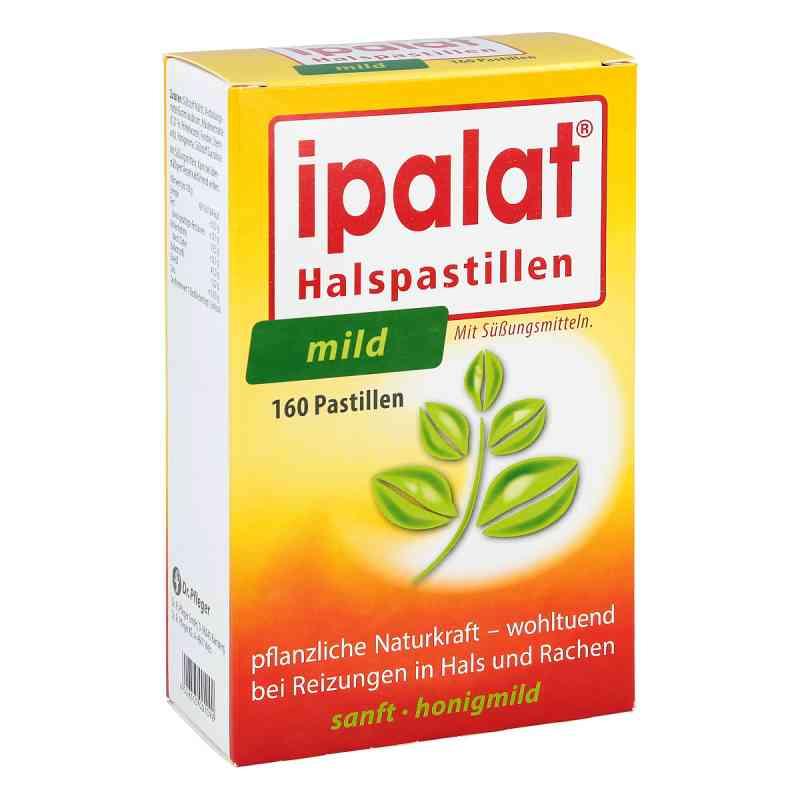 Ipalat Halspastillen mild  zamów na apo-discounter.pl