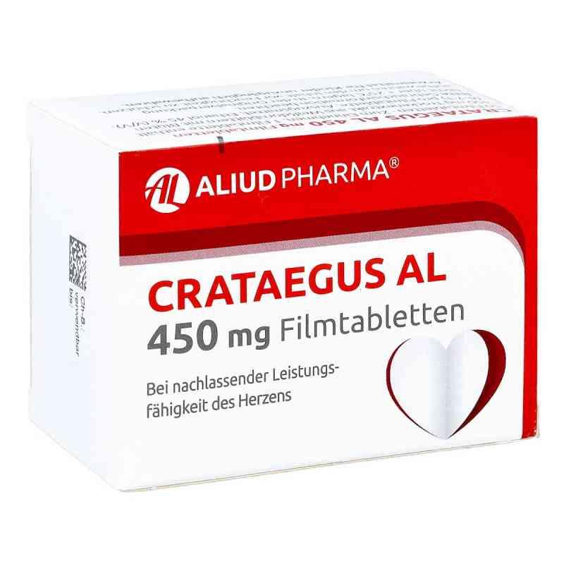 Crataegus Al 450 mg Filmtabl.  zamów na apo-discounter.pl