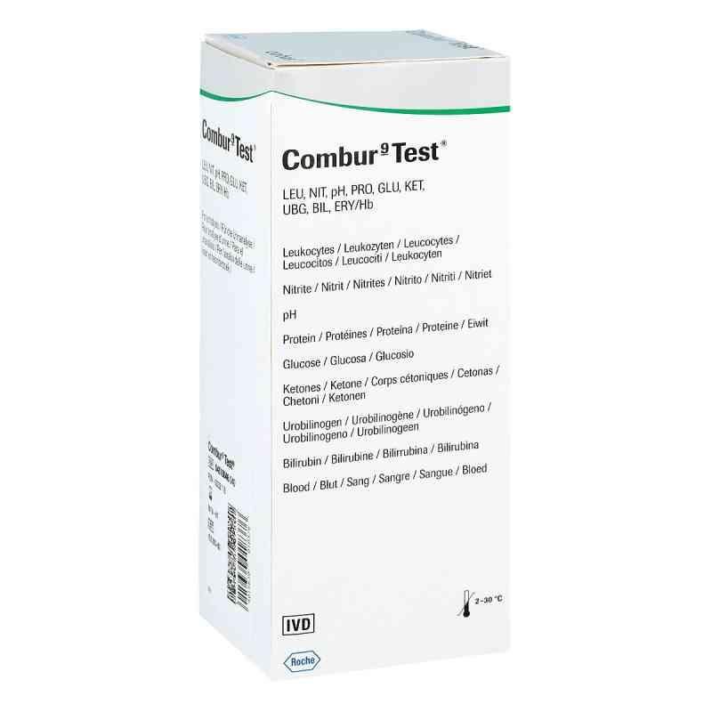 Combur 9 paski testowe do moczu zamów na apo-discounter.pl