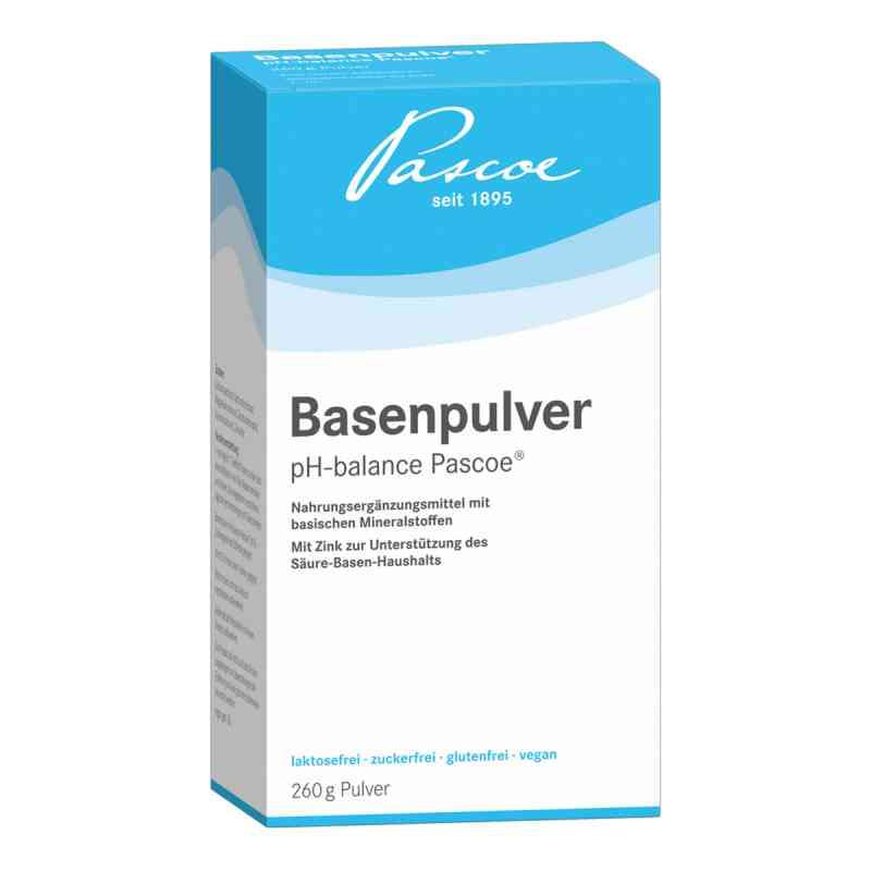 Basenpulver Pascoe proszek zasadowy  zamów na apo-discounter.pl