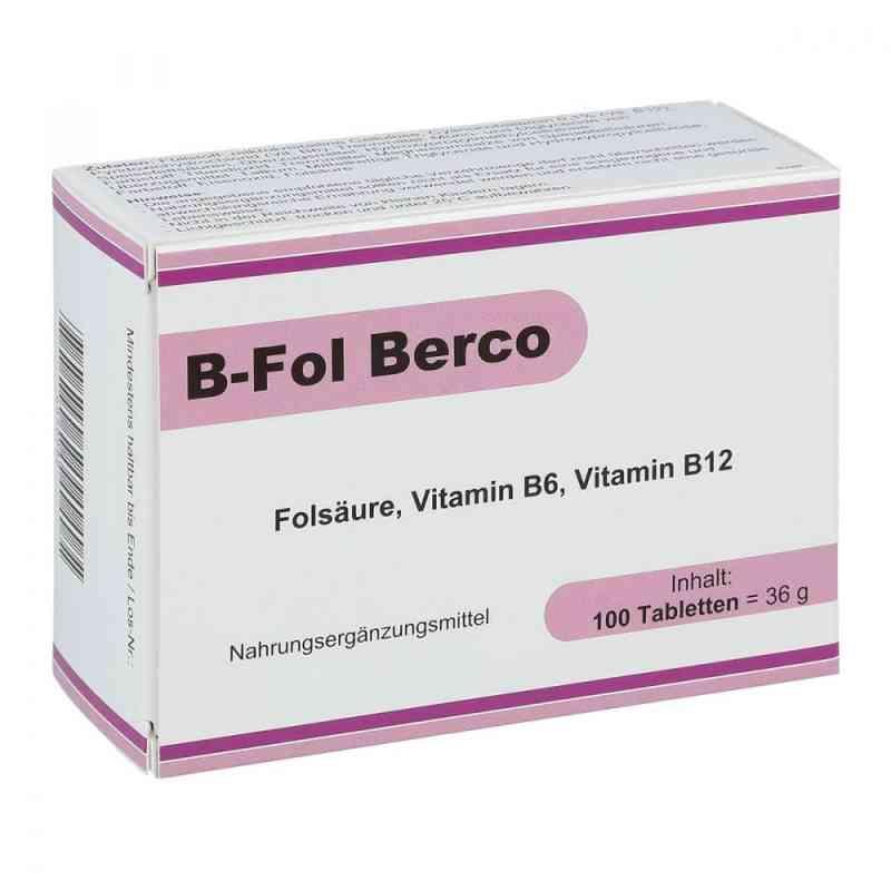 B Fol Berco tabletki  zamów na apo-discounter.pl