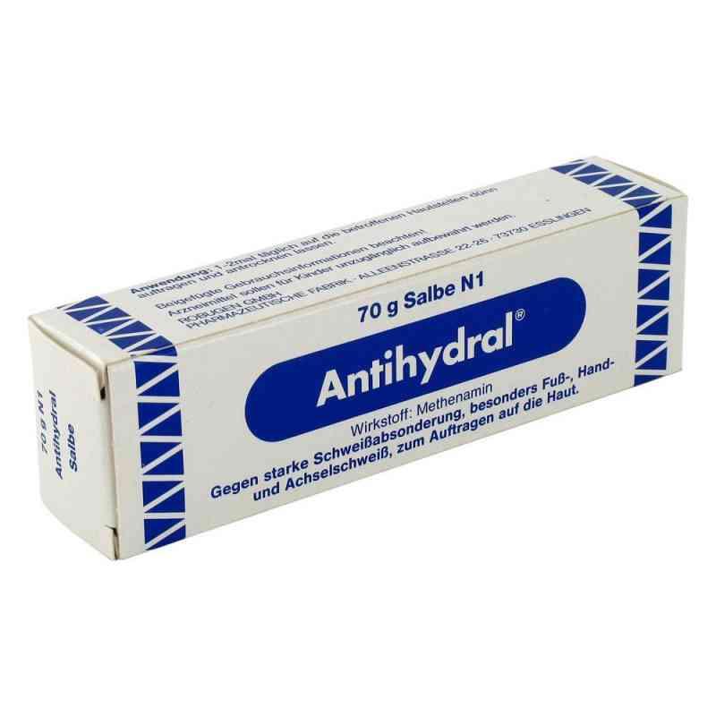 Antihydral maść przeciw poceniu się stóp, dłoni  zamów na apo-discounter.pl