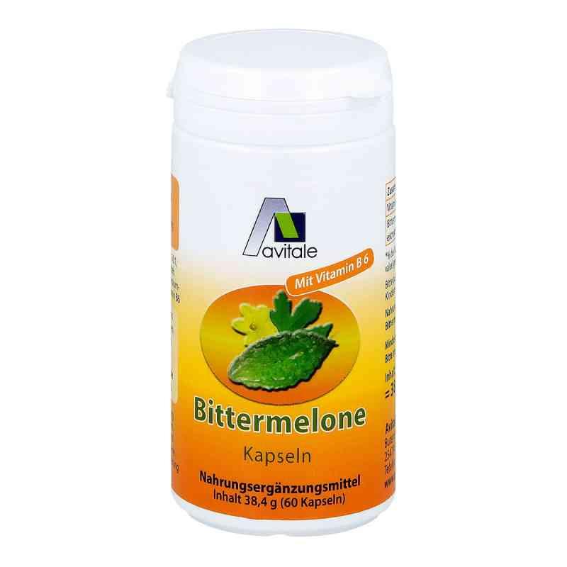 Bittermelone 500 mg kapsułki  zamów na apo-discounter.pl