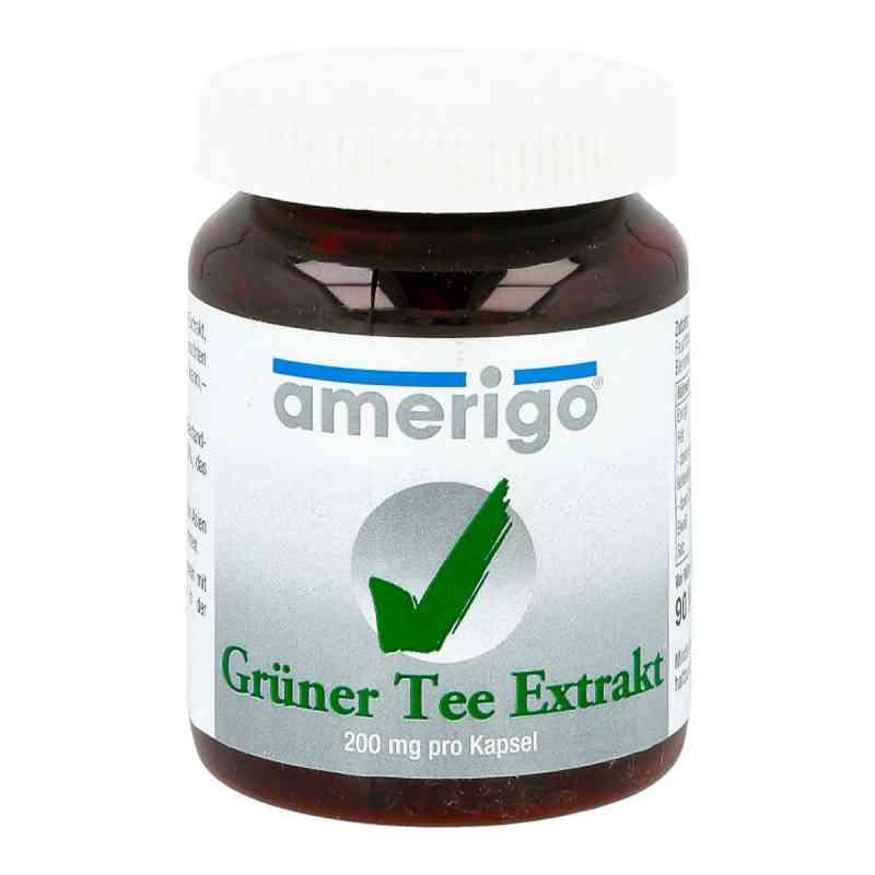 Gruener Tee Extrakt Amerigo kapsułki  zamów na apo-discounter.pl