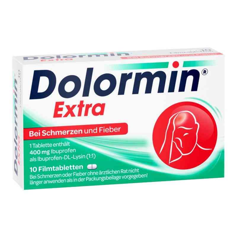 Dolormin extra Filmtabl.  zamów na apo-discounter.pl