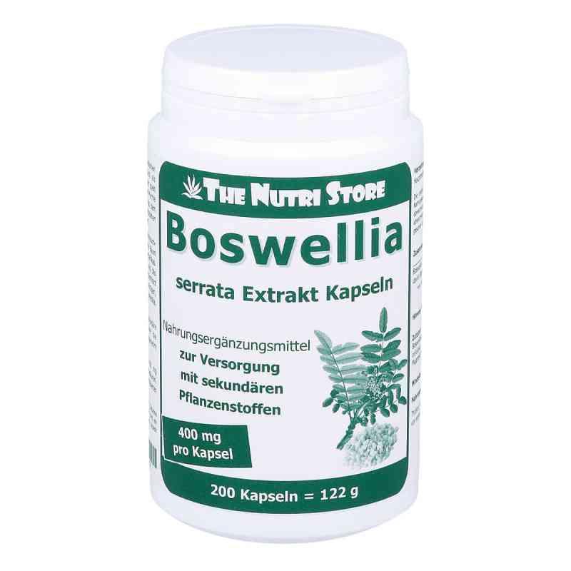 Boswellia 400 mg Extrakt vegetarische Kapseln zamów na apo-discounter.pl