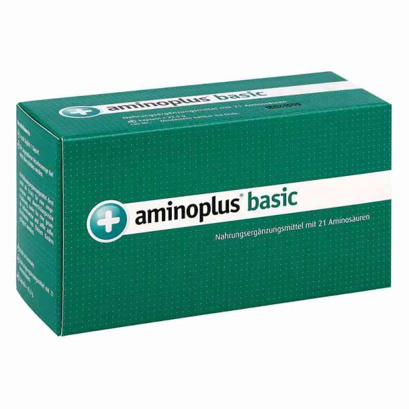 Aminoplus Basic kapsułki  zamów na apo-discounter.pl