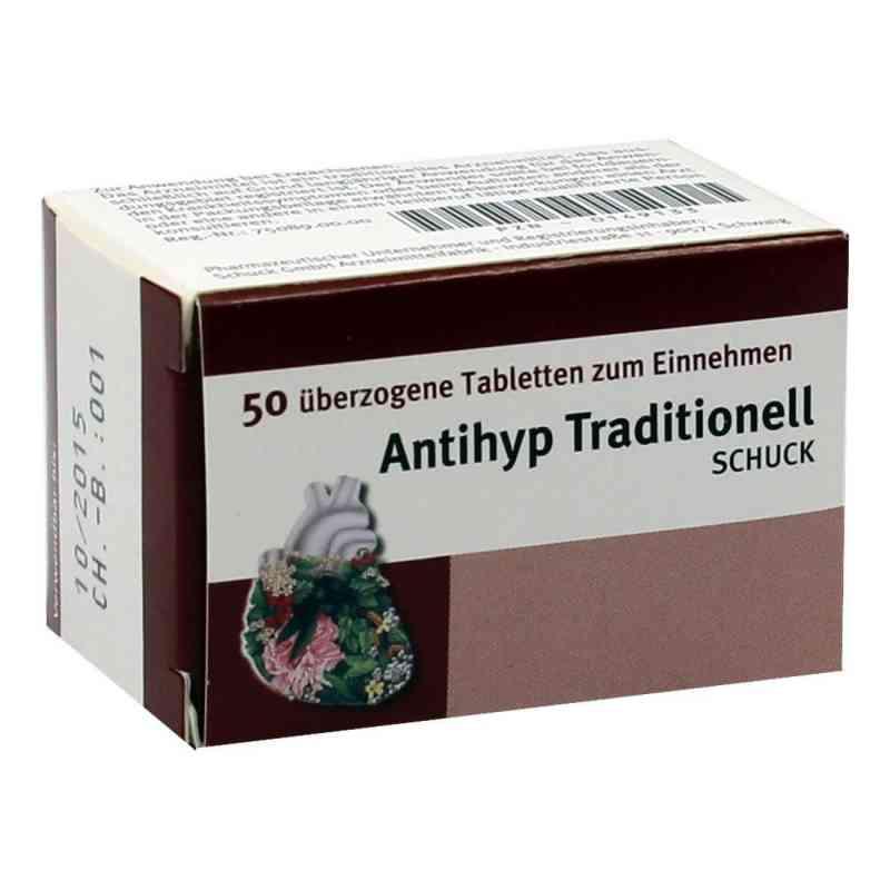 Antihyp Traditionell wsparcie układu naczyniowego tabletki zamów na apo-discounter.pl