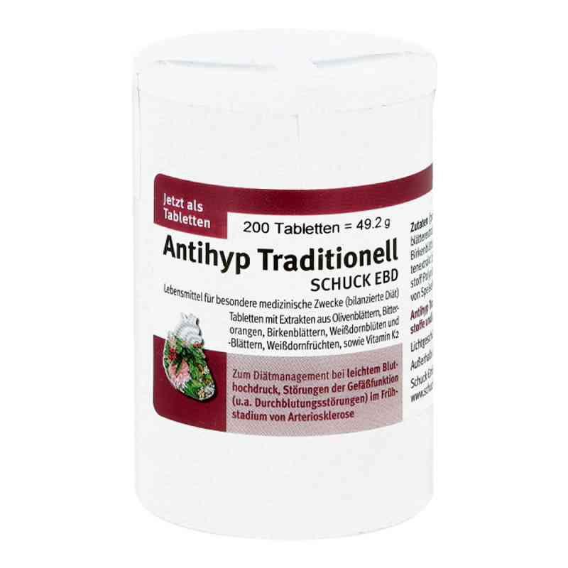 Antihyp Traditionell Schuck ueberzogene Tabletten  zamów na apo-discounter.pl