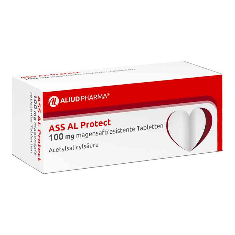 Ass Al Protect 100 mg magensaftresistent    Tabletten zamów na apo-discounter.pl