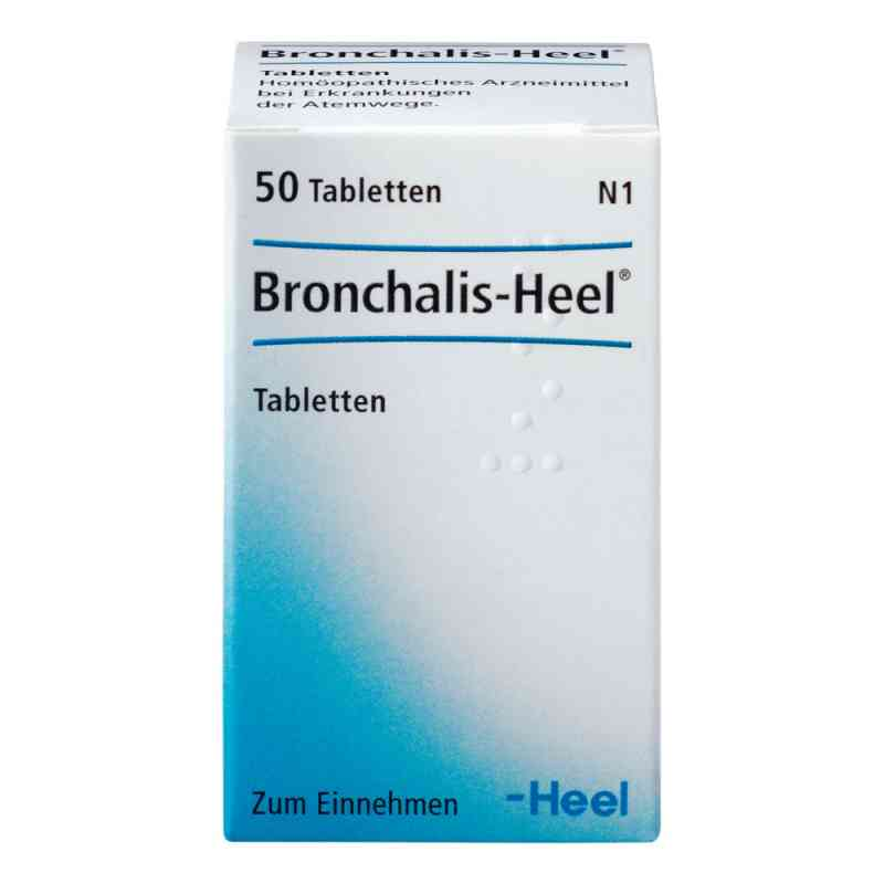 Bronchalis Heel Tabl. zamów na apo-discounter.pl