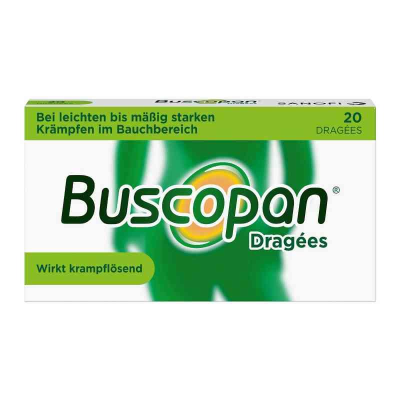 Buscopan drażetki  zamów na apo-discounter.pl