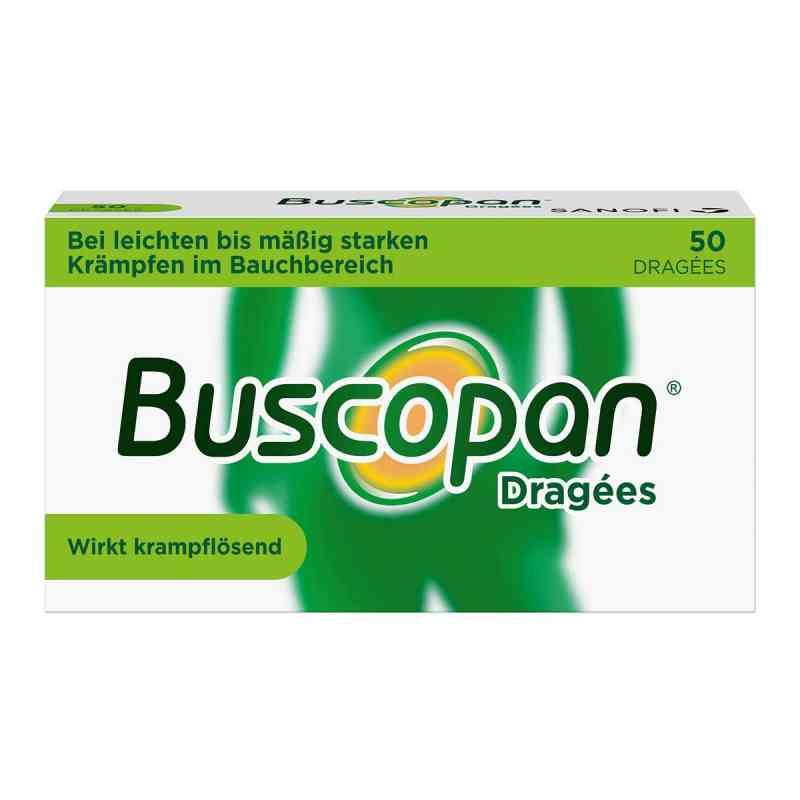 Buscopan Drag.  zamów na apo-discounter.pl