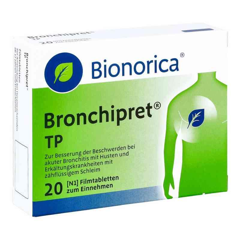 Bronchipret Tp Filmtabl. zamów na apo-discounter.pl