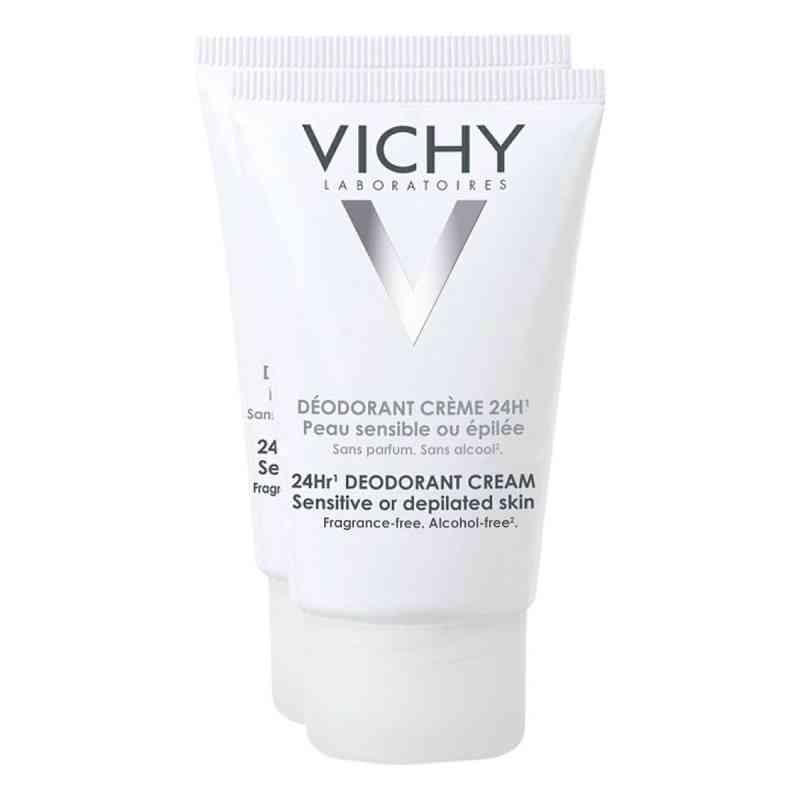 Vichy Deo Creme f.empfindl.Haut Doppelpack  zamów na apo-discounter.pl