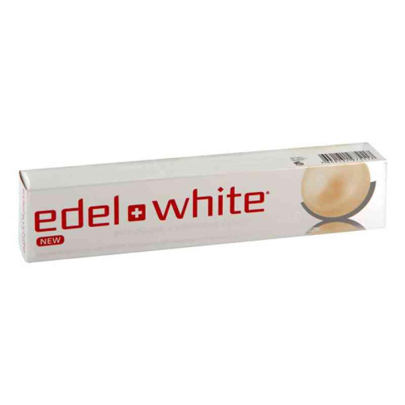 Edelwhite Antiplaque+white Zahnpasta  zamów na apo-discounter.pl