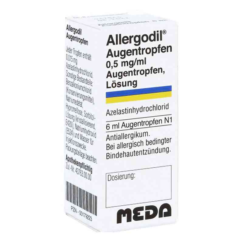 Allergodil Augentropfen zamów na apo-discounter.pl