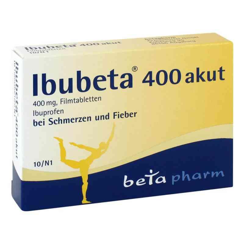Ibubeta 400 akut Filmtabl. zamów na apo-discounter.pl