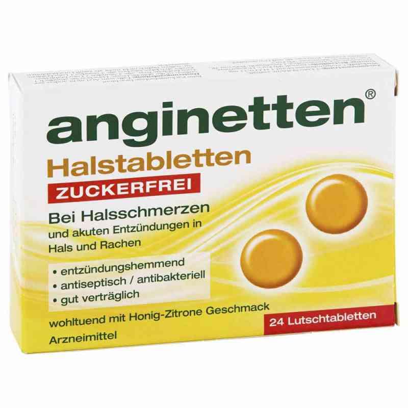 Anginetten tabletki na gardło bez cukru  zamów na apo-discounter.pl