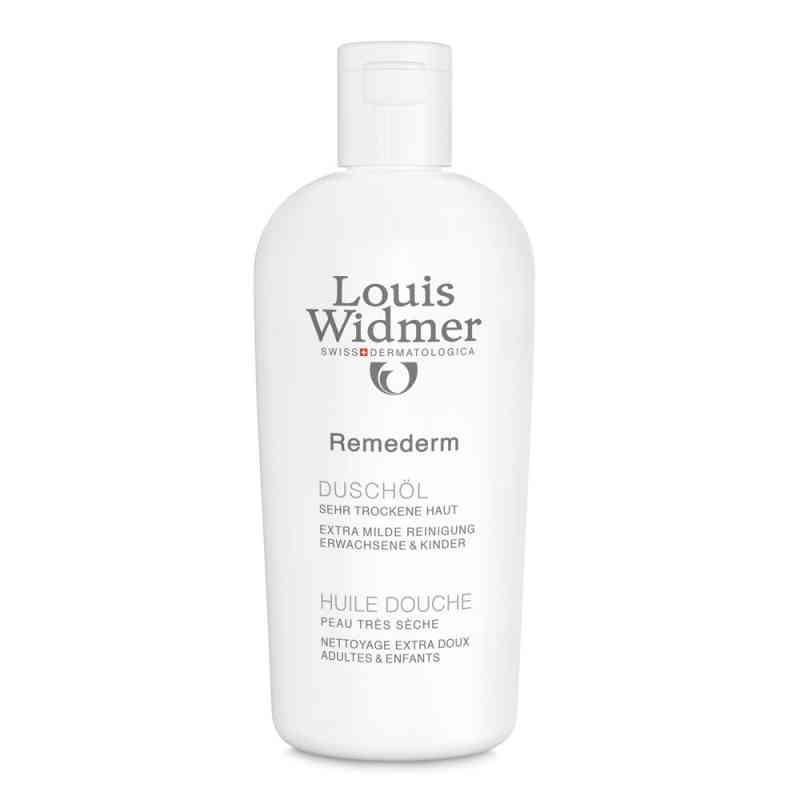 Louis Widmer Remederm olejek pod prysznic lekko perfumowany zamów na apo-discounter.pl
