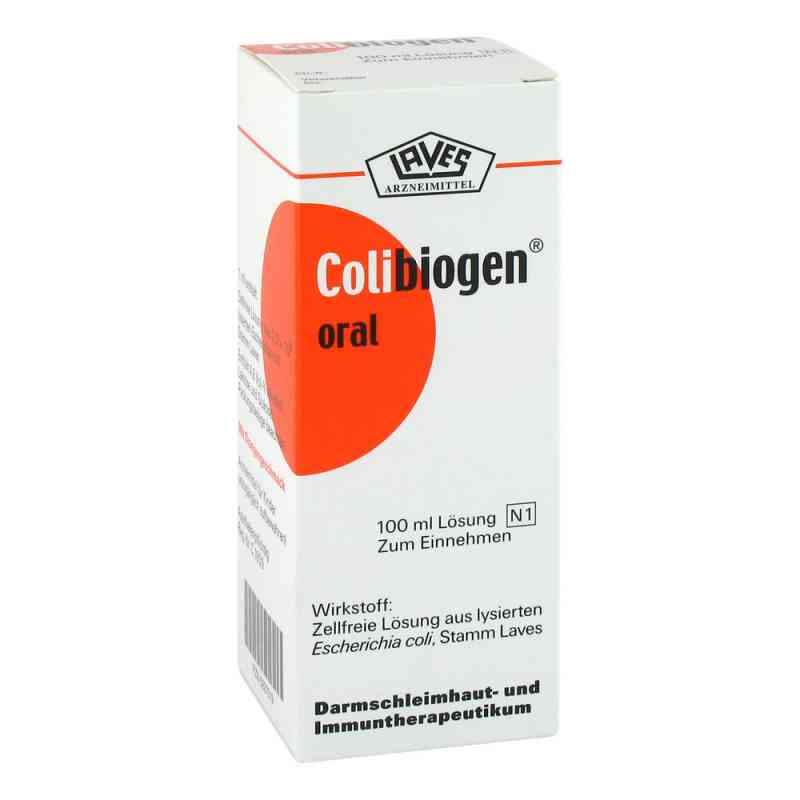 Colibiogen oral roztwór  zamów na apo-discounter.pl